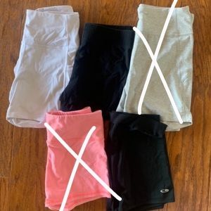 Outdoor Voices Shorts - Workout short bundle